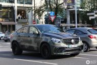 Mansory Camouflage Mercedes AMG GLE 63 S Coupe Tuning 1 190x127 840PS Mansory Mercedes AMG GLE63 Coupe