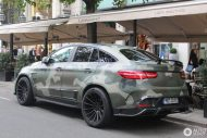 Mansory Camouflage Mercedes AMG GLE 63 S Coupe Tuning 2 190x127 840PS Mansory Mercedes AMG GLE63 Coupe