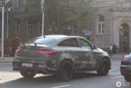 Mansory Camouflage Mercedes AMG GLE 63 S Coupe Tuning 3 190x127 840PS Mansory Mercedes AMG GLE63 Coupe