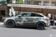 Mansory Camouflage Mercedes AMG GLE 63 S Coupe Tuning 5 190x127 840PS Mansory Mercedes AMG GLE63 Coupe