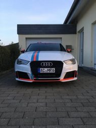 Martini AUDI RS3 8V 535 PS MR Racing Tuning 5 190x253 Fertig   Martini AUDI RS3 8V mit 535 PS von MR Racing