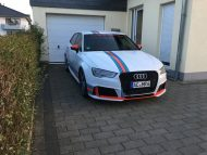 Martini AUDI RS3 8V 535 PS MR Racing Tuning 6 190x143 Fertig   Martini AUDI RS3 8V mit 535 PS von MR Racing