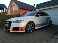 Martini AUDI RS3 8V 535 PS MR Racing Tuning 7 190x143 Fertig   Martini AUDI RS3 8V mit 535 PS von MR Racing
