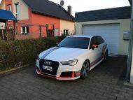 Martini AUDI RS3 8V 535 PS MR Racing Tuning 8 190x143 Fertig   Martini AUDI RS3 8V mit 535 PS von MR Racing