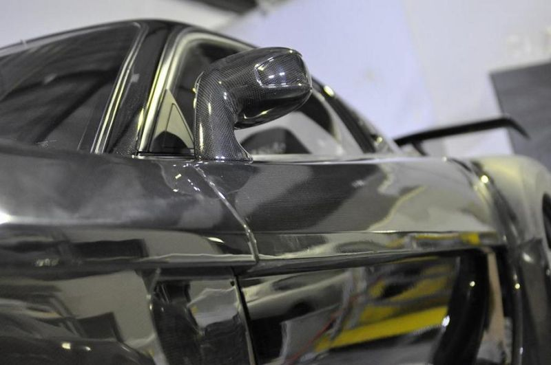 Mazda RX-7 Carbon Tuning by VeilSide 8