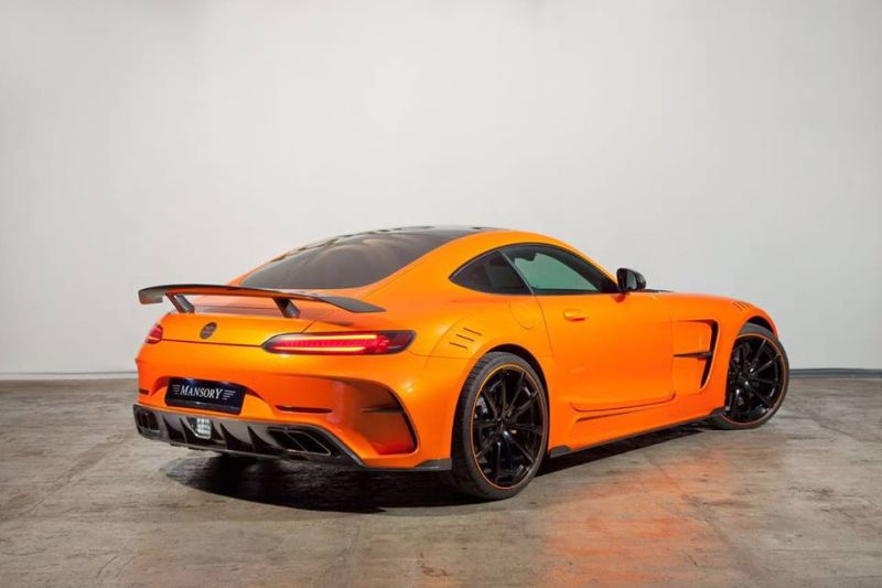Mercedes-AMG GTs 2016 Mansory Tuning (1)