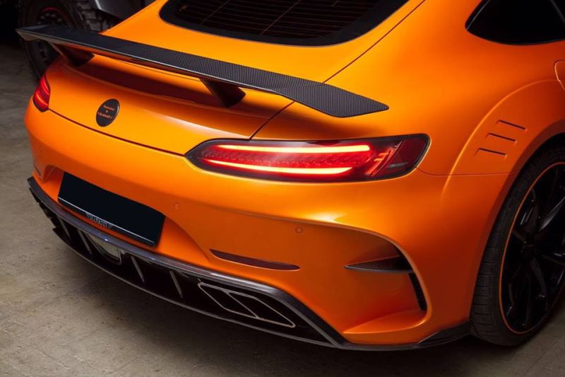 Mercedes-AMG GTs 2016 Mansory Tuning (2)