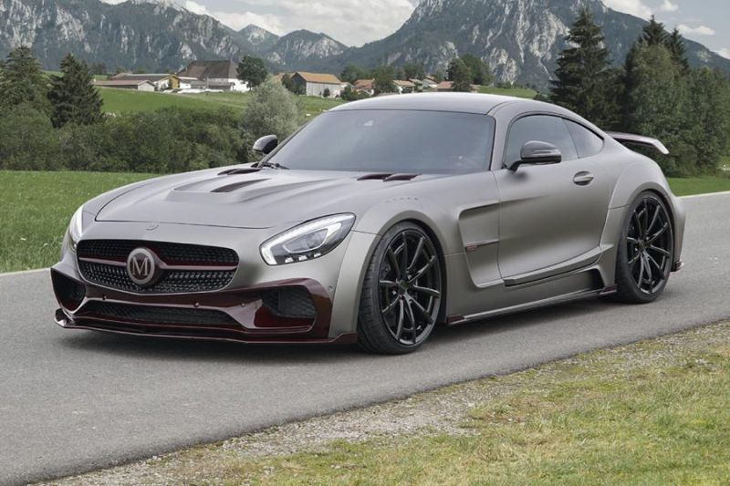 der rockt mercedes amg gts tuning by mansory magazin. Black Bedroom Furniture Sets. Home Design Ideas