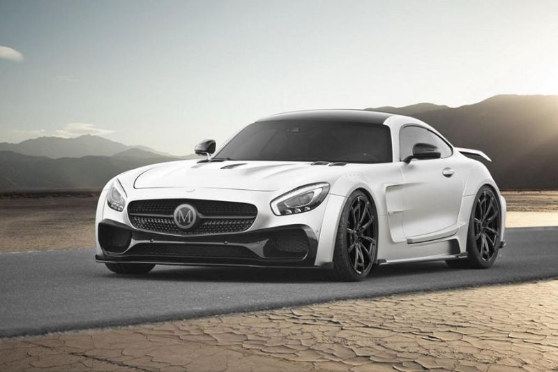 Mercedes-AMG GTs Tuning by Mansory (6)