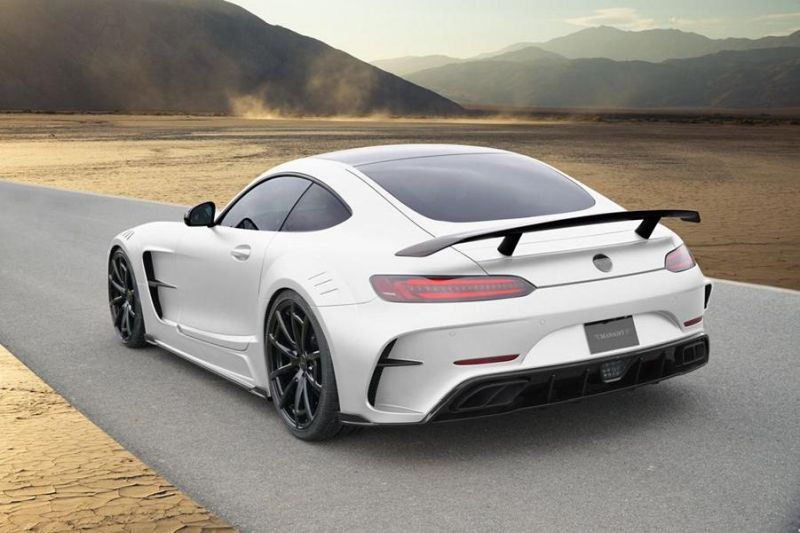 Mercedes-AMG GTs Tuning by Mansory (7)