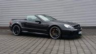 Mercedes Benz SL500 Black Series Optik by Inden Design Tuning 1 190x107 Mercedes Benz SL500   Black Series Optik by Inden Design
