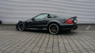Mercedes Benz SL500 Black Series Optik by Inden Design Tuning 5 190x107 Mercedes Benz SL500   Black Series Optik by Inden Design