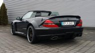 Mercedes Benz SL500 Black Series Optik by Inden Design Tuning 6 190x107 Mercedes Benz SL500   Black Series Optik by Inden Design