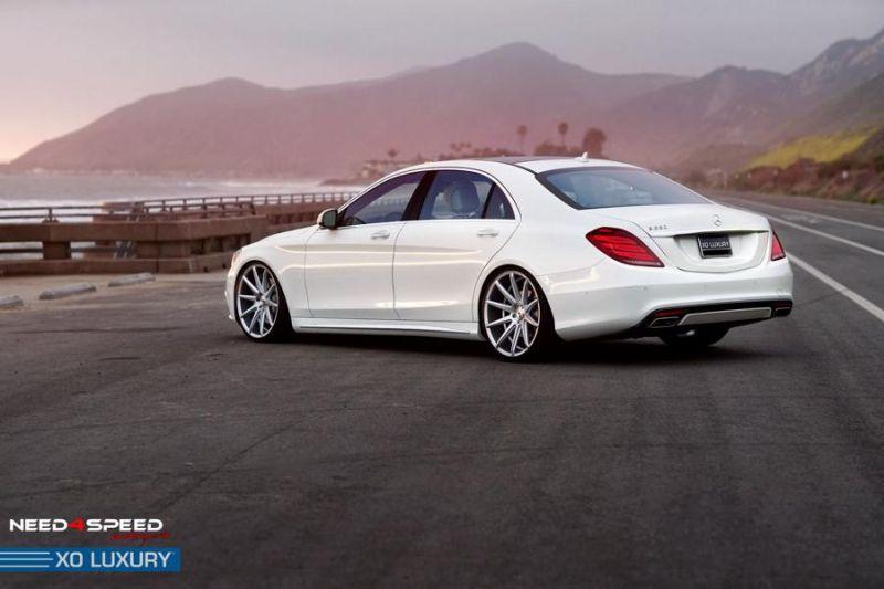 MercedesS550 W222 22 Zoll XO Luxury Sydney by N4SM Tuning 11