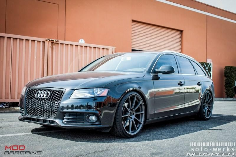 ModBargains Audi A4 B8 auf Neuspeed Wheels Tuning 3