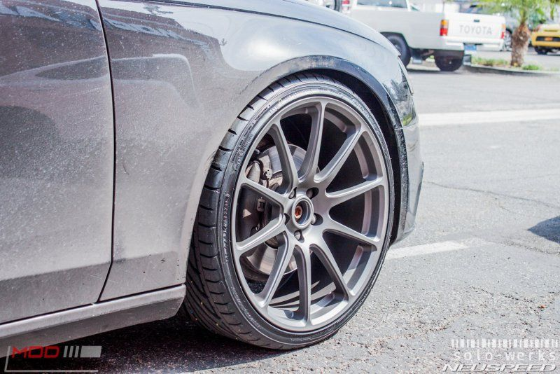 ModBargains Audi A4 B8 auf Neuspeed Wheels Tuning 4