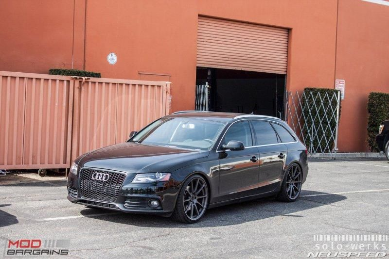 ModBargains Audi A4 B8 auf Neuspeed Wheels Tuning 6