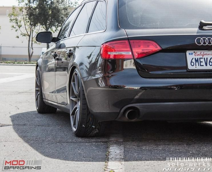 ModBargains Audi A4 B8 auf Neuspeed Wheels Tuning 9