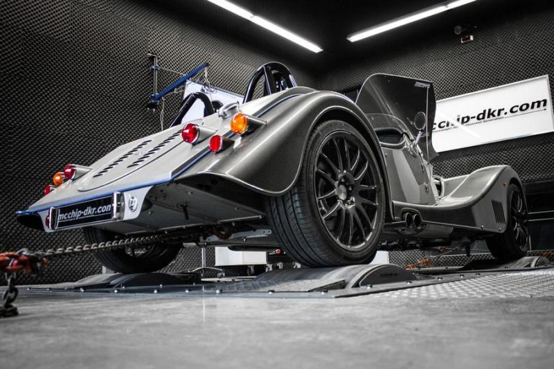 Morgan Plus 8 4.8 V8 379PS by Mcchip-DKR Chiptuning 10