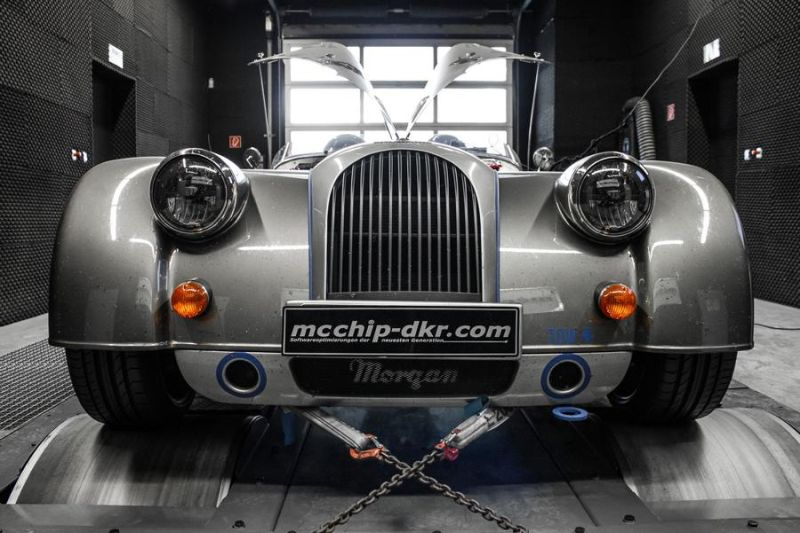 Morgan Plus 8 4.8 V8 379PS by Mcchip-DKR Chiptuning 8