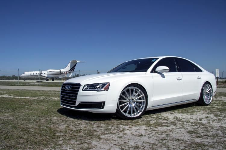 Naples Speed Audi A8 22 Zoll Vossen Wheels VFS2 Tuning 1 Naples Speed Audi A8 auf 22 Zoll Vossen Wheels VFS2 Alu's