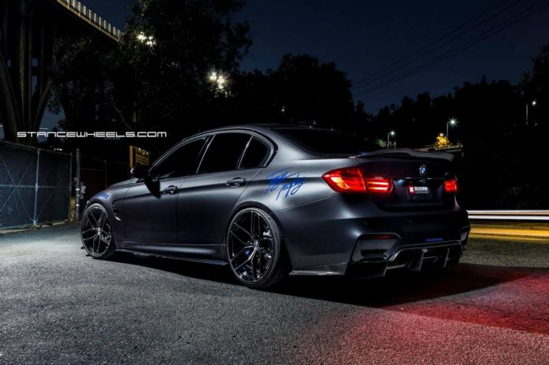 Need 4 Speed Motorsports Bmw M3 F80 On Stance Wheels