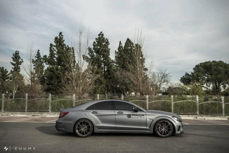 Need4Speed Motorsports Prior Mercedes CLS550 Tuning W218 1 Need4Speed Motorsports Prior Mercedes CLS550