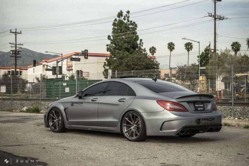 Need4Speed Motorsports Prior Mercedes CLS550 Tuning W218 2 Need4Speed Motorsports Prior Mercedes CLS550