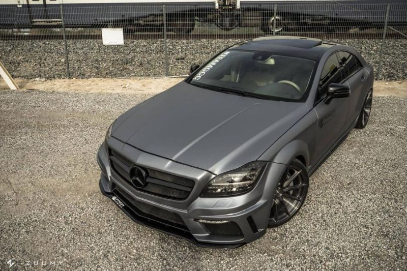 Need4Speed Motorsports Prior Mercedes CLS550 Tuning W218 3 Need4Speed Motorsports Prior Mercedes CLS550