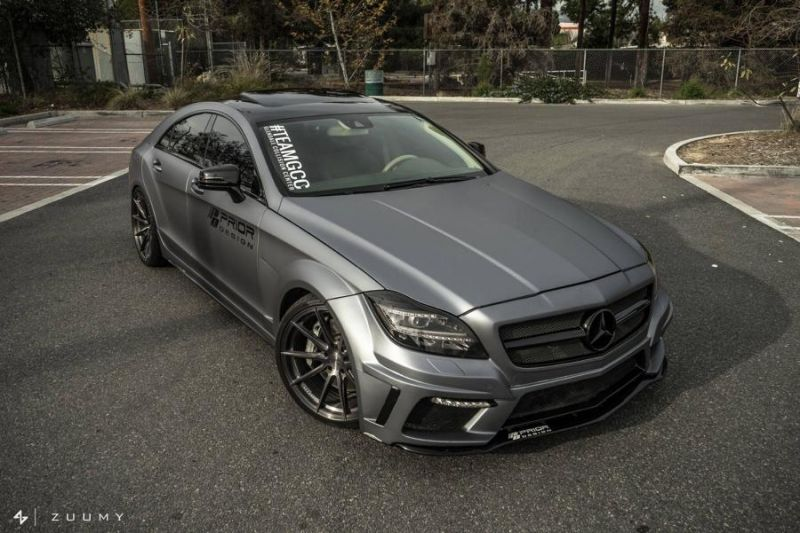 Need4Speed Motorsports Prior Mercedes CLS550 Tuning W218 4 Need4Speed Motorsports Prior Mercedes CLS550