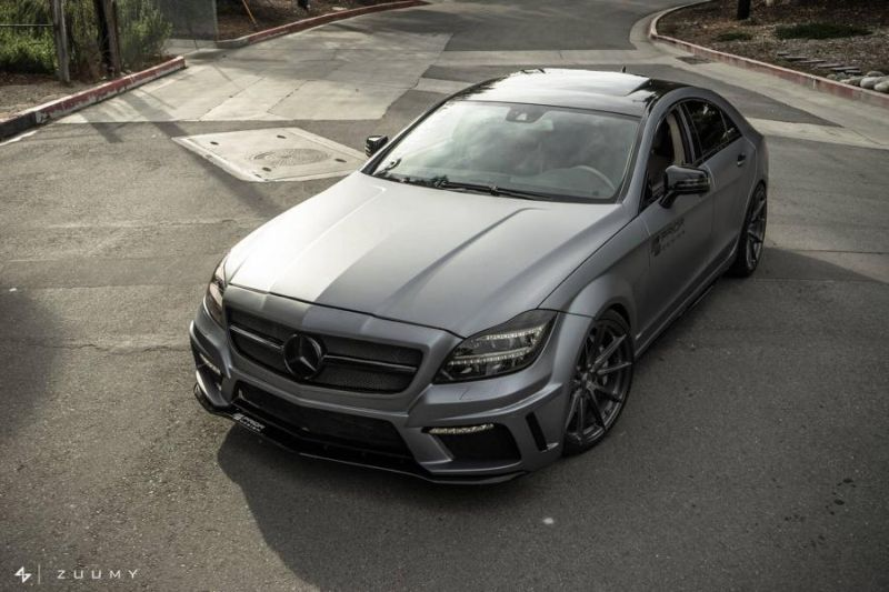 Need4Speed Motorsports Prior Mercedes CLS550 Tuning W218 5 Need4Speed Motorsports Prior Mercedes CLS550