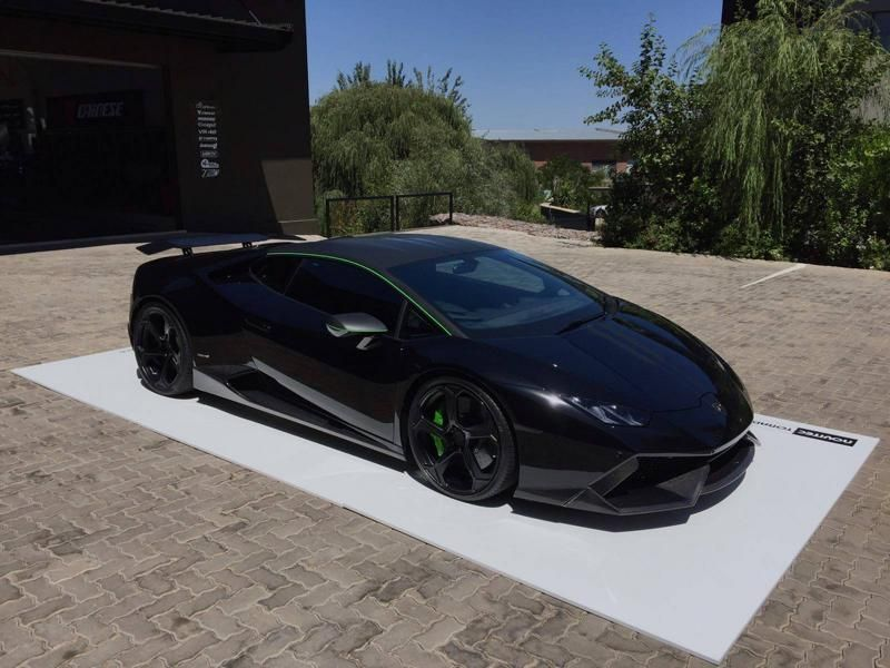 Novitec Lamborghini Huracan by RACE South Africa Tuning 1 Tiefschwarz   Novitec Lamborghini Huracan by RACE! South Africa