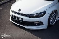Oettinger VW Scirocco 20 Zoll Work Gnosis CV201 Alufelgen Tuning 14 190x127 Oettinger VW Scirocco auf 20 Zoll Work Gnosis CV201 Alufelgen