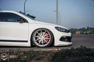 Oettinger VW Scirocco 20 Zoll Work Gnosis CV201 Alufelgen Tuning 25 190x127 Oettinger VW Scirocco auf 20 Zoll Work Gnosis CV201 Alufelgen