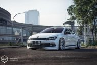 Oettinger VW Scirocco 20 Zoll Work Gnosis CV201 Alufelgen Tuning 4 190x127 Oettinger VW Scirocco auf 20 Zoll Work Gnosis CV201 Alufelgen