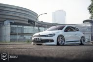 Oettinger VW Scirocco 20 Zoll Work Gnosis CV201 Alufelgen Tuning 5 190x127 Oettinger VW Scirocco auf 20 Zoll Work Gnosis CV201 Alufelgen