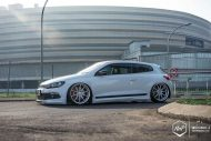 Oettinger VW Scirocco 20 Zoll Work Gnosis CV201 Alufelgen Tuning 6 190x127 Oettinger VW Scirocco auf 20 Zoll Work Gnosis CV201 Alufelgen