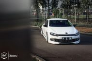 Oettinger VW Scirocco 20 Zoll Work Gnosis CV201 Alufelgen Tuning 7 190x127 Oettinger VW Scirocco auf 20 Zoll Work Gnosis CV201 Alufelgen
