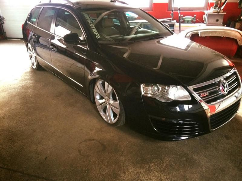Passat 3C R36 Optik 20 Zoll Mercedes Alu's by Special Concepts Tuning 1