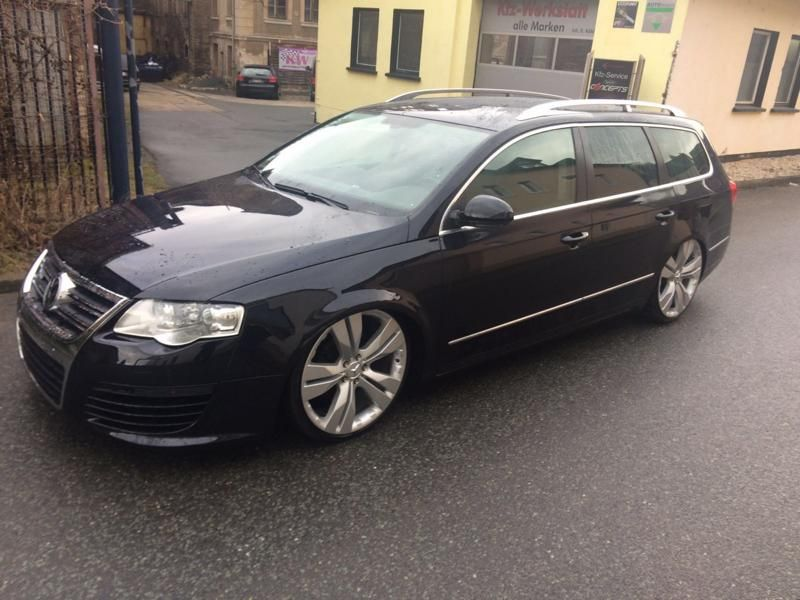 Passat 3C R36 Optik 20 Zoll Mercedes Alu's by Special Concepts Tuning 3