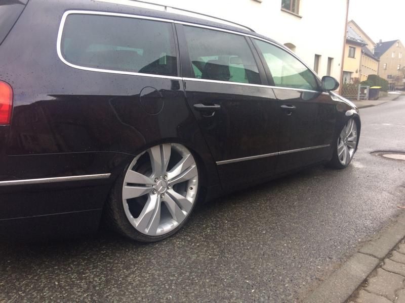 Passat 3C R36 Optik 20 Zoll Mercedes Alu's by Special Concepts Tuning 4