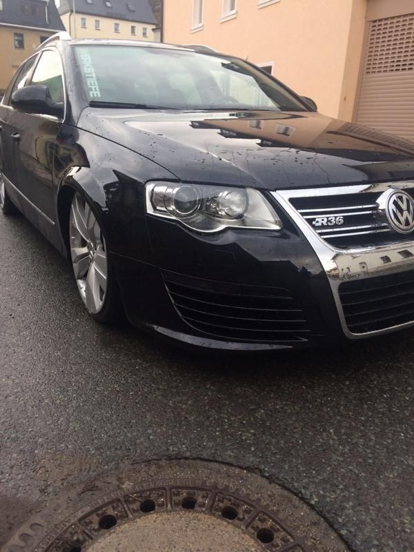 Passat 3C R36 Optik 20 Zoll Mercedes Alu's by Special Concepts Tuning 6