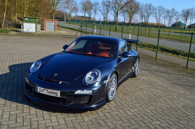 Porsche 911 (997) S GT3 RS Optik by Ingo Noak Tuning 1