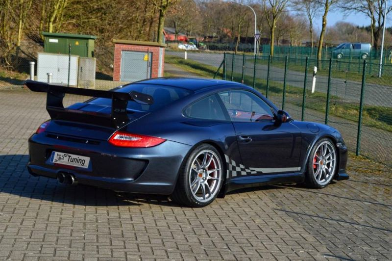 Porsche 911 (997) S GT3 RS Optik by Ingo Noak Tuning 2