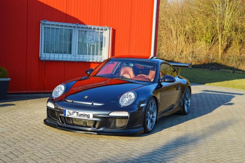 Porsche 911 (997) S GT3 RS Optik by Ingo Noak Tuning 3