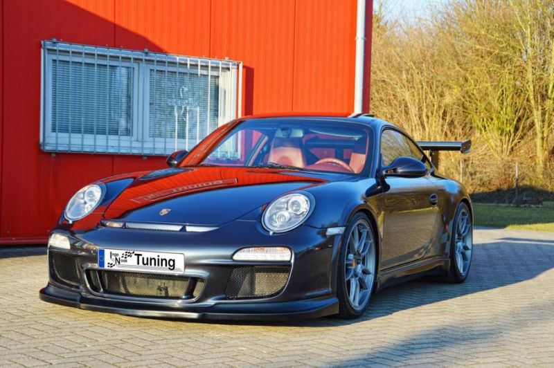 Porsche 911 (997) S GT3 RS Optik by Ingo Noak Tuning 4