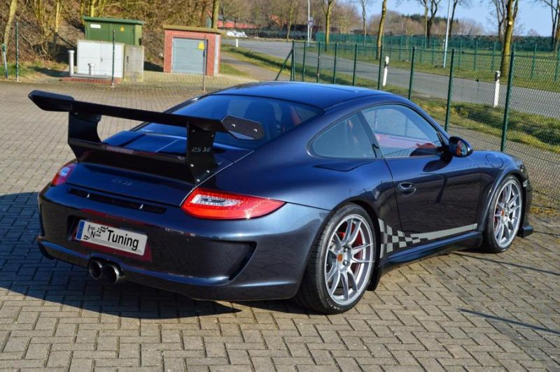 Porsche 911 (997) S GT3 RS Optik by Ingo Noak Tuning 5