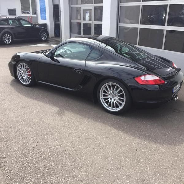 Porsche Cayman S Car Solutions Schmelz KW Capristo 3 Dezenter Sportler   Porsche Cayman S by Car Solutions Schmelz