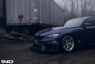Purple BMW M4 By Tuning IND 2017 1 190x127 Zum Jubiläum   iND Distribution BMW M4 F82 Coupe