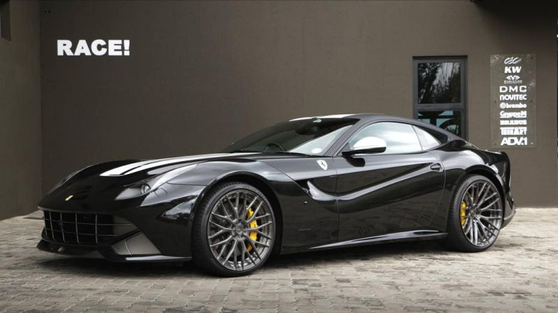 RACE South Africa Ferrari F12 Berlinetta ADV.1 ADV10.0IM 1 Mega geil   RACE! South Africa tunt den Ferrari F12 Berlinetta